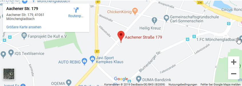 Routenplaner Geschwister-Scholl-Realschule